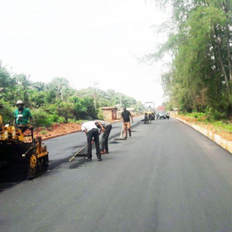 Orba – Ezimo – Nkalagu Road, Nsukka, Enugu State